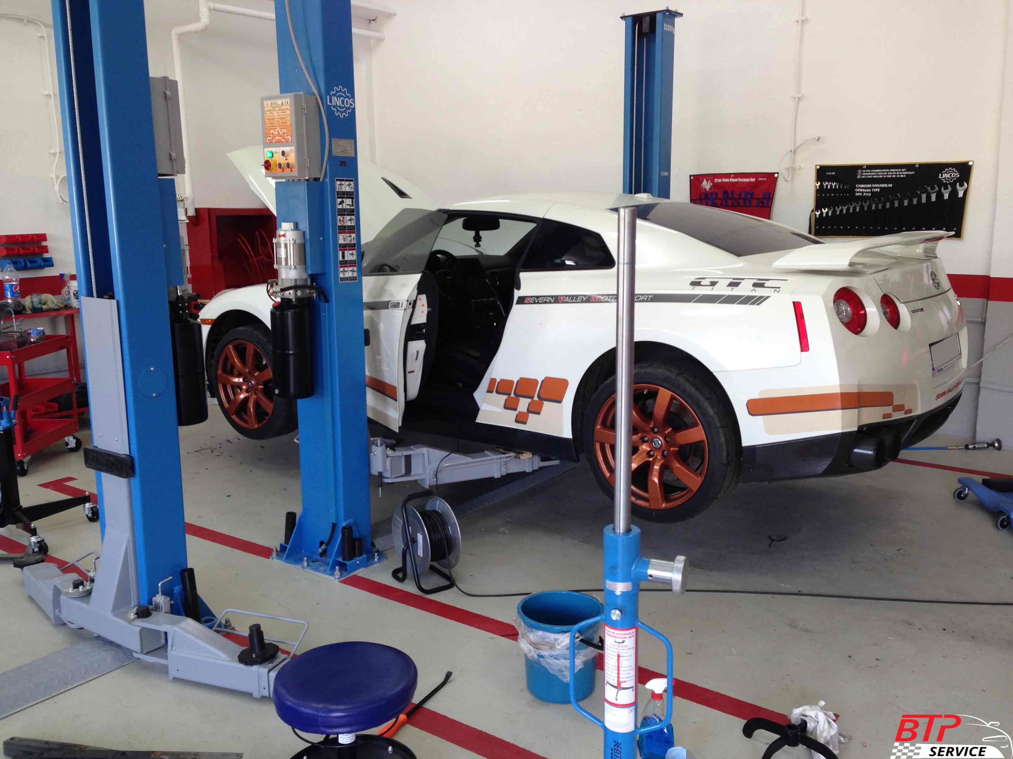 Service GT-R Timisoara
